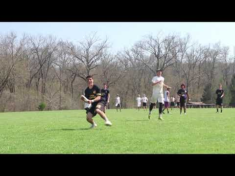 WCU Men's Ultimate Sectionals 2018