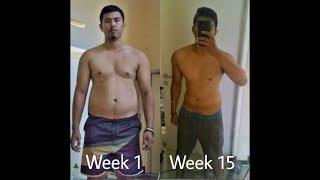 Amaziiinggg....!!! 15 Weeks Freeletics Challenge (Freeletics Malang)