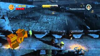 LEGO The Lord of The Rings Demo Komentarz PL PS3
