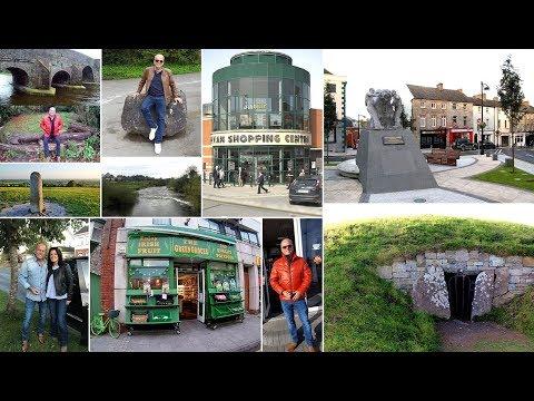 An Englishman in Navan, Ireland