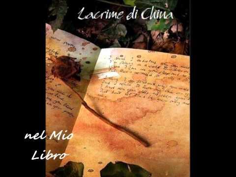 Lacrime di China - Il Mio Libro