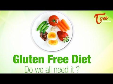 Gluten Free Diet | Right Diet | by Dr  P  Janaki Srinath