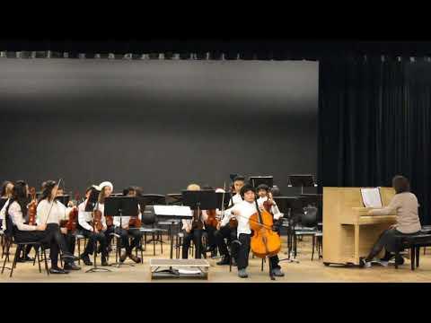Finn Hill and Kamiakin Middle School Orchestra Concert 2017-12-13 - Part 1