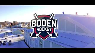 Boden Hockey vs Piteå HC 2018-10-29 Be there!