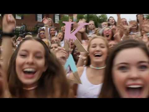Kappa Delta at High Point University Recruitment Video 2019