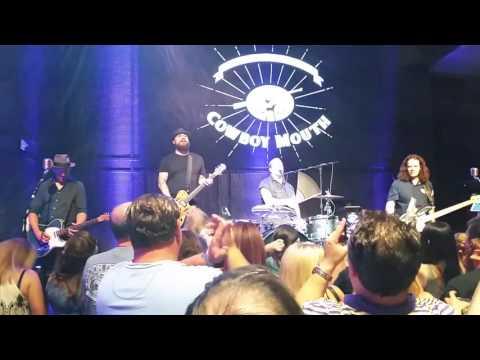 I Can Tell - Cowboy Mouth - San Diego July 2016