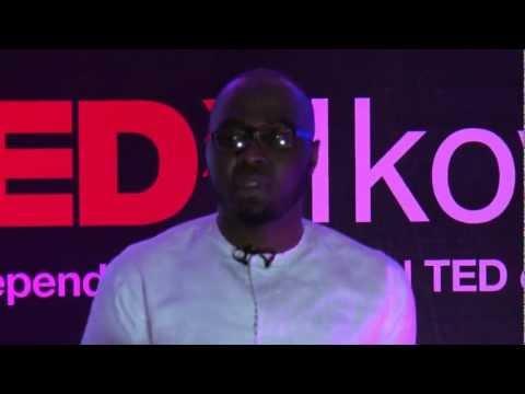 Development as dignity: Dapo Oyewole at TEDxIkoyi