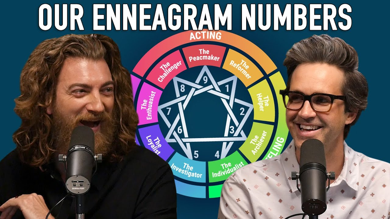 Our Enneagram Numbers - Inspecting Our True Selves