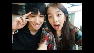Jaebum and Baek A Yeon moments ♥