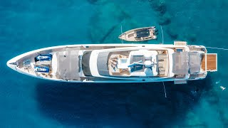 PARTYING on-board Yacht Vertige from Tankoa - Turk...