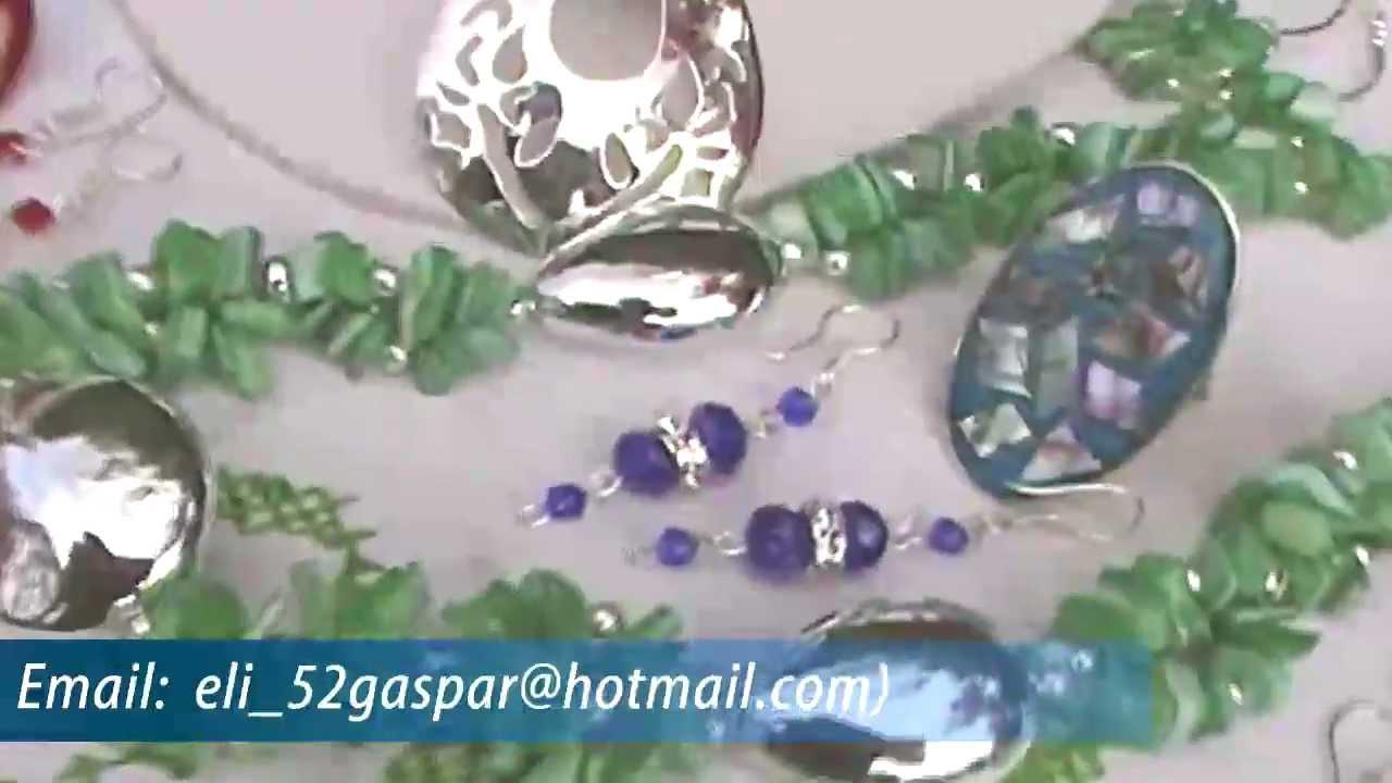 cddba7573d1f Joyeria de plata - Eli Gaspar - Taxco Guerrero - YouTube
