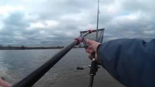 видео Рыбалка на Бисеровом озере.