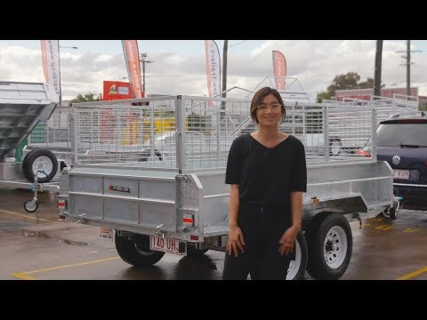 Buying A Trailer In Brisbane Has Never Been Easier!