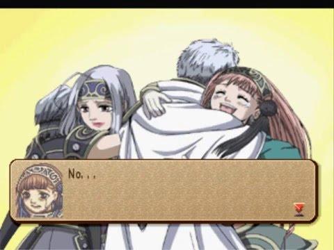 Eternal Eyes (PSX) Final Battle + Ending