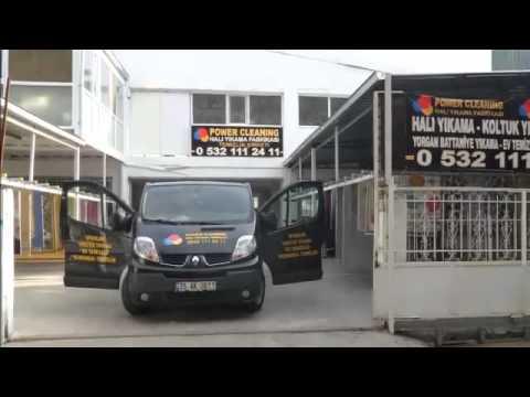 Power Cleaning Halı Yıkama Fabrikası & Temizlik Şirketi, İzmir