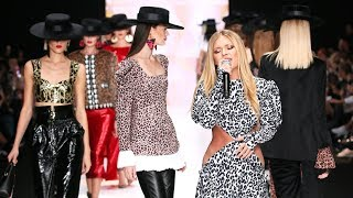 Показ Bella Potemkina LEOPARD COLLECTION