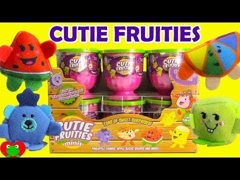 Cutie Fruities Surprises Full Case