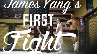 James Yang- First Amateur Fight 2014
