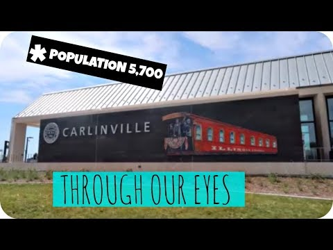 TOUR OF OUR TOWN | Carlinville Illinois