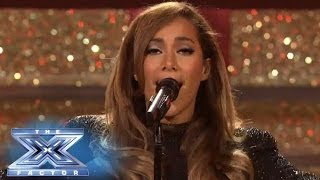 "Finale: Leona Lewis Returns to Perform ""One More Sleep"" - THE X FACTOR USA 2013"