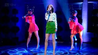 Sophie Ellis-Bextor - Not Giving Up On Love (live at Alan Titchmarsh Show 14.03.2011) HD