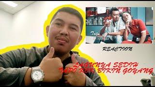 Gambar cover Happy Asmara - Tatu (Official Music Video ANEKA SAFARI) | Didi Kempot....Reaction!!!!