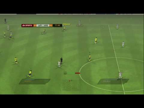 Fifa 10 Clubs: ViP2GAMING Vs Italy Pro Team Fifa 2nd Half
