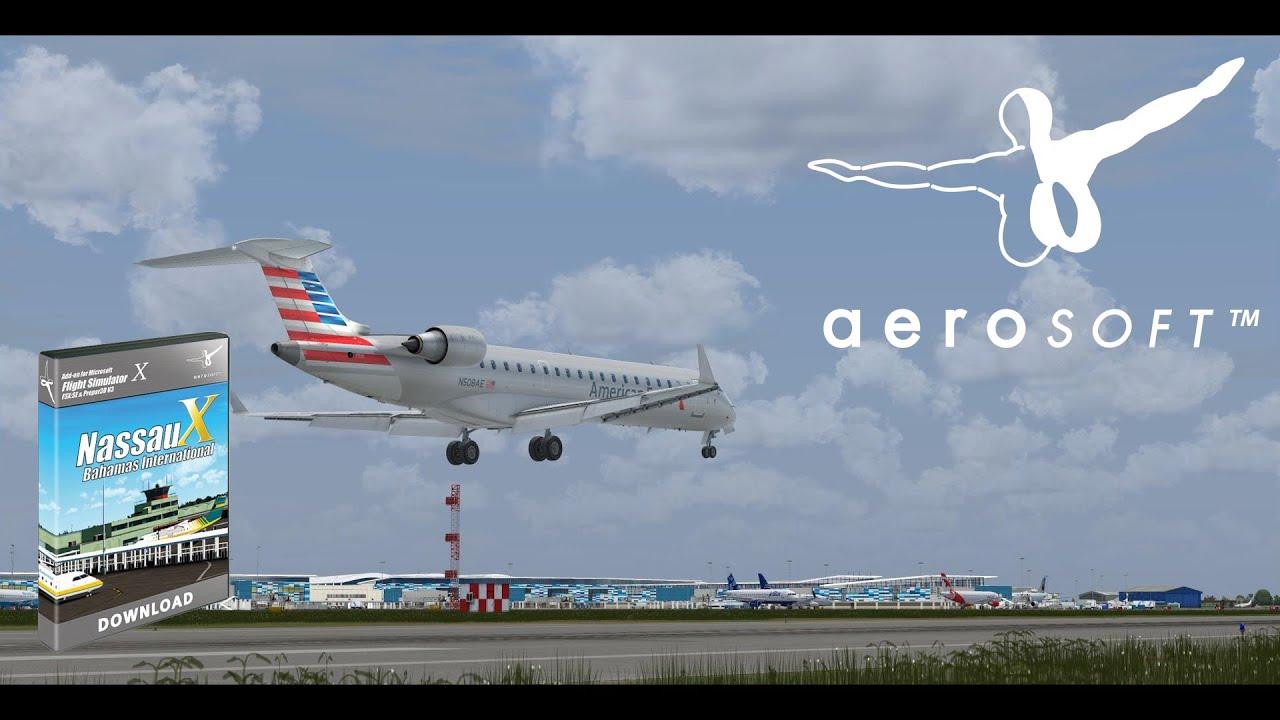 simMarket: AEROSOFT - NASSAU X - BAHAMAS INTERNATIONAL AIRPORT FSX P3D
