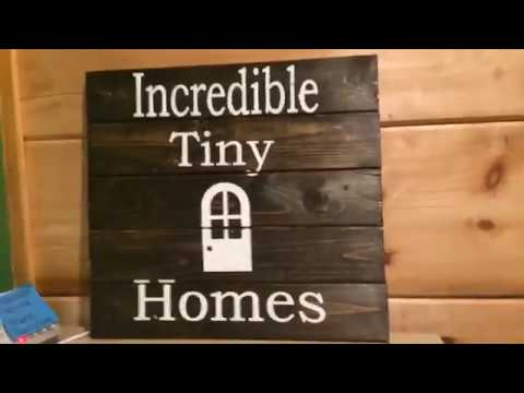 Incredible Tiny Homes: February 2018 Workshop Day 6 Progress