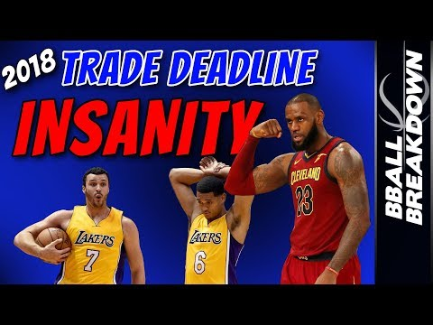How The Cavs Made The Trade Deadline INSANE