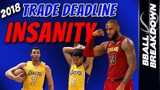 How The Cavs Made The Trade Deadline INSANE