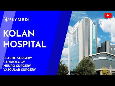Kolan International Hospital Turkey - FlyMedi