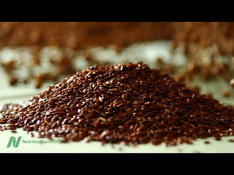 How Well Does Cooking Destroy the Cyanide in Flax Seeds?