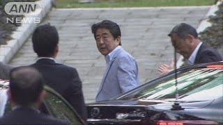 安倍総理が夏休み 約1週間ゴルフや会食など・・・(18/08/16)