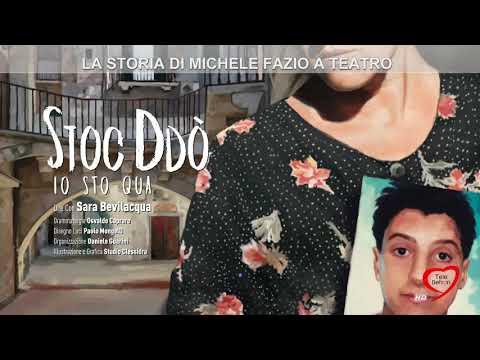 Femminile Plurale 2020/21 La storia di Michele Fazio a teatro