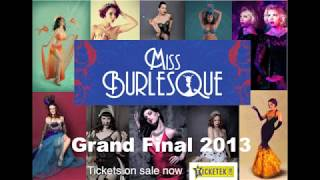 Repeat youtube video Miss Burlesque Australia 2013 Miss Jane Neo
