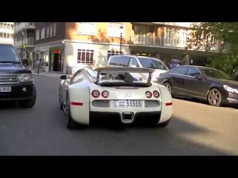 sports cars in LONDON!