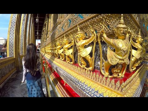 Thailand #day 1 Bangkok, Grand Palace,  2018