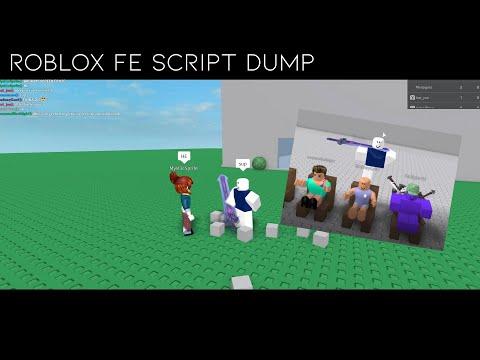 ROBLOX FE SCRIPT DUMP 2020 PT.15