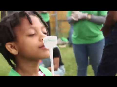 Community Garden Launch- Learning Tree Academy