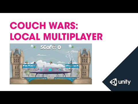 Live Training 29th December 2014 - Couch Wars: Local Multiplayer With Controller Support