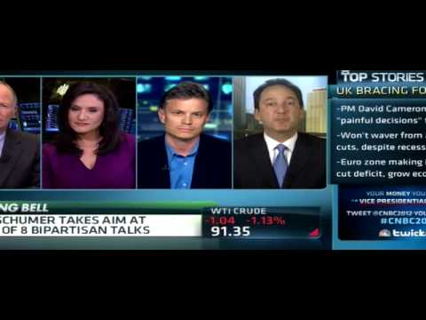 Demos' David Callahan on CNBC's Closing Bell: There Has To Be More Revenue