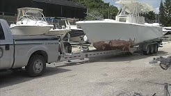 Latest on boat crash involving Marlins pitcher Jose Fernandez