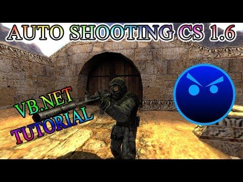 CS 1.6 AUTO SHOOTING VB.NET TUTORIAL