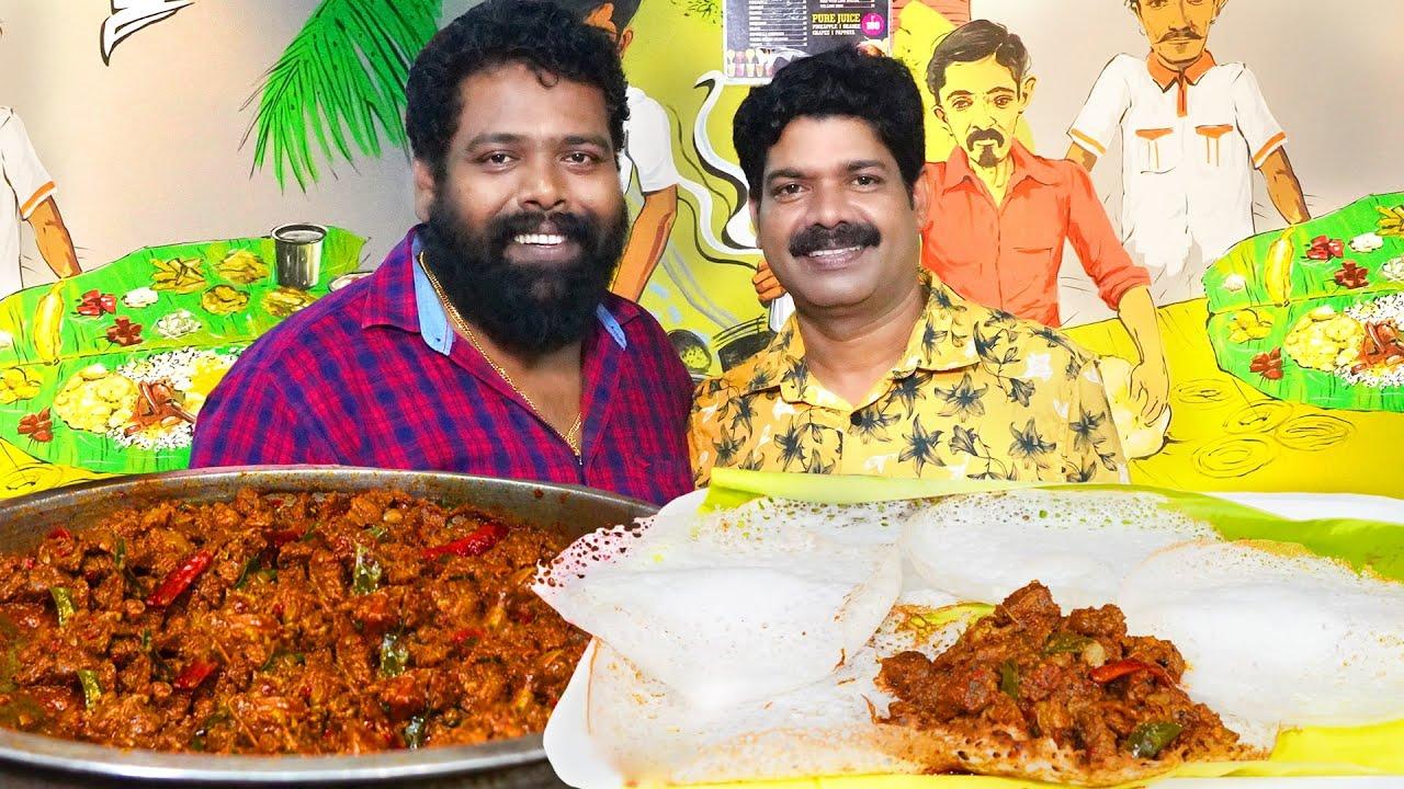 Download നോബിയും നാടൻ പോത്തു കറിയും | Star Magic Nobi And Beef Curry Recipe | Kishore Cooking