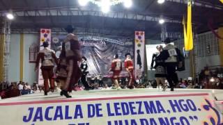 Jacala 2016 concurso de huapango