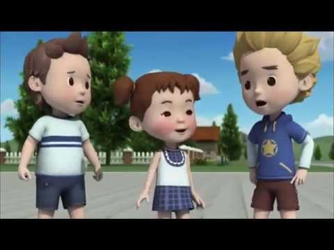Trafficsafety with Poli Theme Song (Korean)