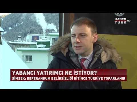 Özel Röportaj - 19 Ocak 2017 (Mehmet Şimşek)