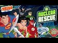 Justice League Action: Nuclear Rescue By Cartoon Network