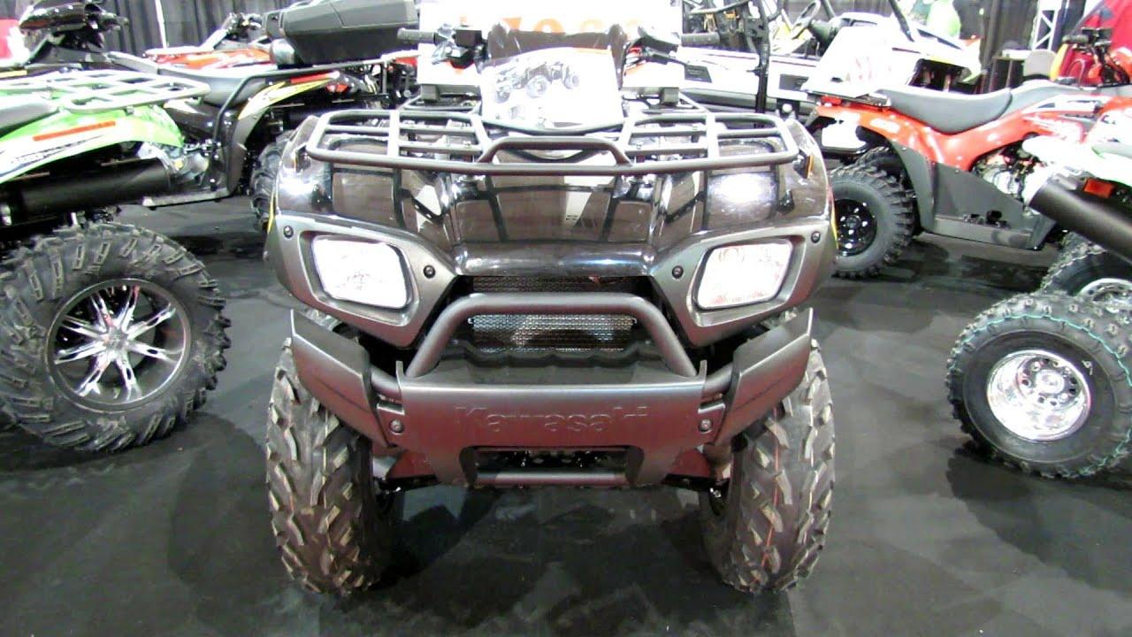 2013 Kawasaki Brute Force 650 Utility Atv 2012 Salon National Du